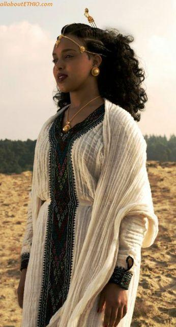 ethiopian traditional clothes habesha kemise 76