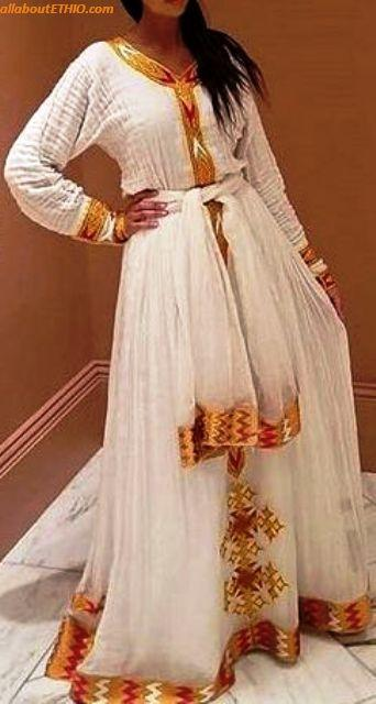 ethiopian traditional clothes habesha kemise 77