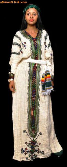 ethiopian traditional clothes habesha kemise 78