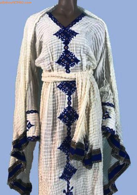 ethiopian traditional clothes habesha kemise 87