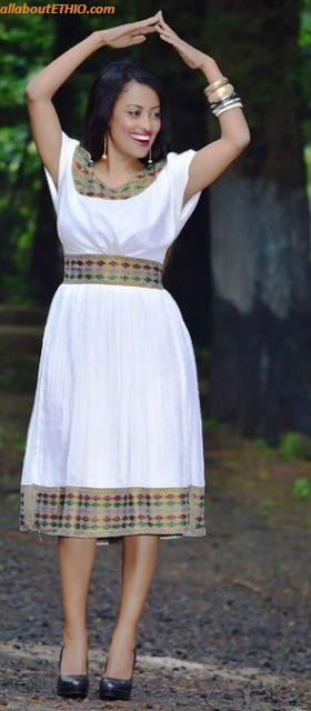ethiopian traditional clothes habesha kemise 92