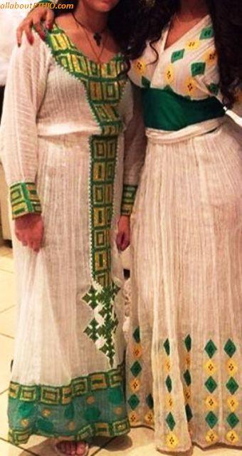 ethiopian traditional clothes habesha kemise 96
