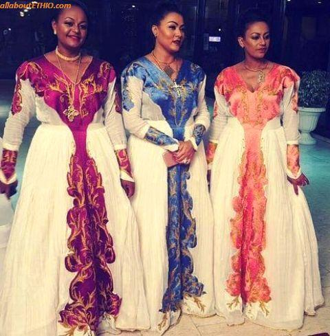 ethiopian traditional clothes habesha kemise 97