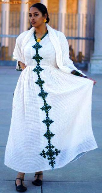 ethiopian traditional clothes habesha kemise 99
