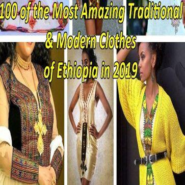 ethiopian traditional clothes habesha kemise
