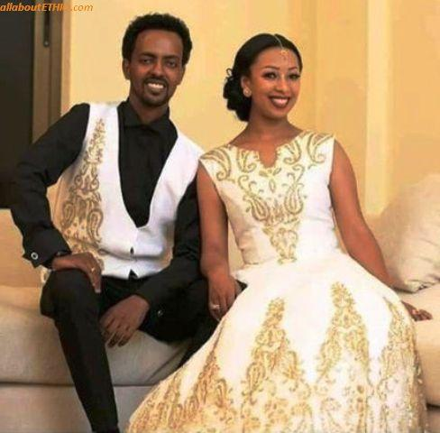 13 Of The Best Ethiopian Traditional Wedding Clothes For Men Women