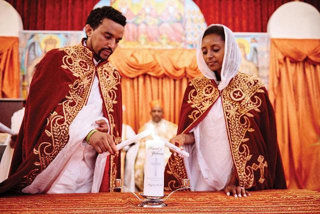 ethiopian weddings amhara traditional weddings