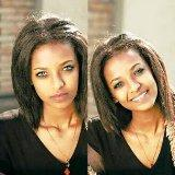 ethiopian woman beautiful eyes