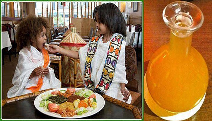 food and drink in ethiopia