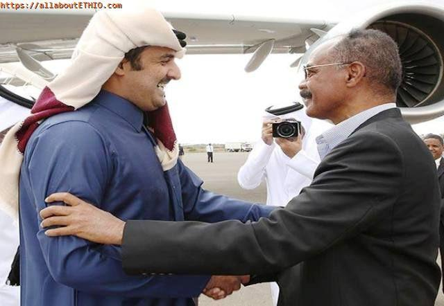 isaias afwerki with arabs