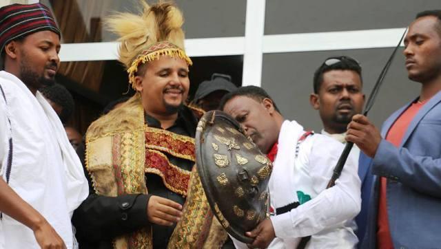 jawar mohammed oromo cultural clothes