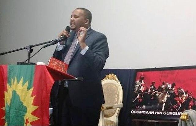 jawar mohammed speech on olf