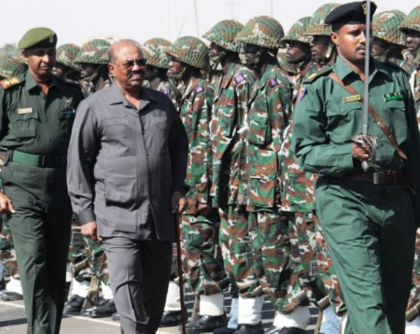 sudan military parade