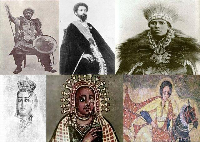 most important people in ethiopian history