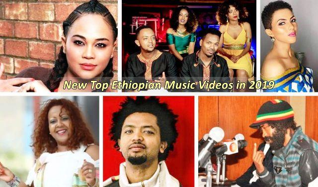new top ethiopian music videos