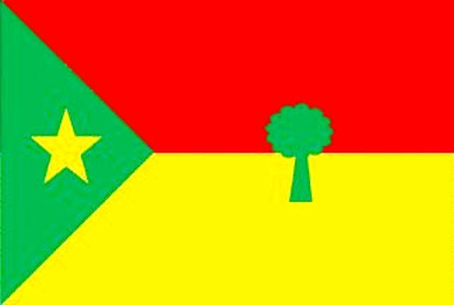 oromo peoples democratic organisation flag