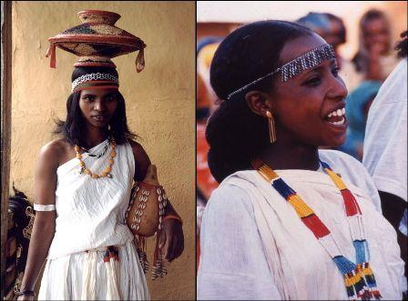 Tribe habesha What does