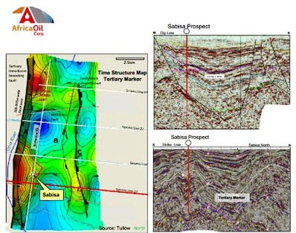 petroleum in ethiopia africa oil seismic survey