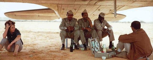 petroleum in ethiopia airforce with elwerath staff ogaden