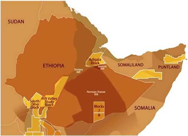 petroleum in ethiopia tullow omo