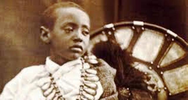 Prince Alemayehu — allaboutETHIO