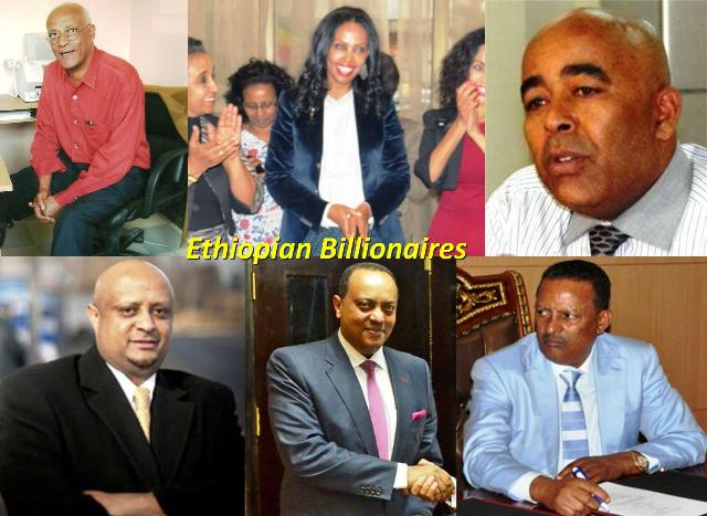 15 of the Richest Ethiopians and their Successful Companies in 2019