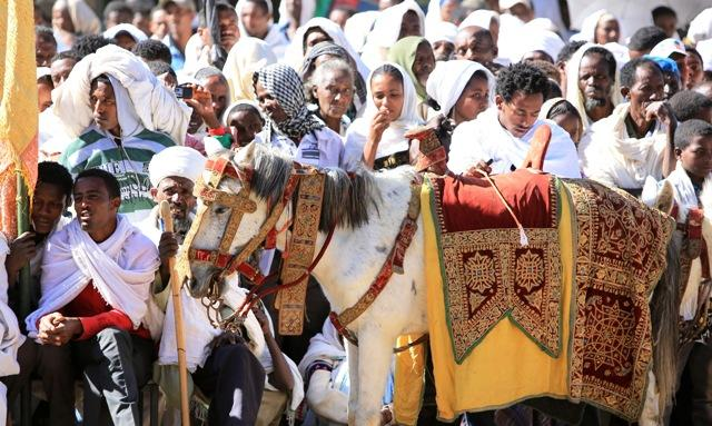 the habesha axum ritual ceremony
