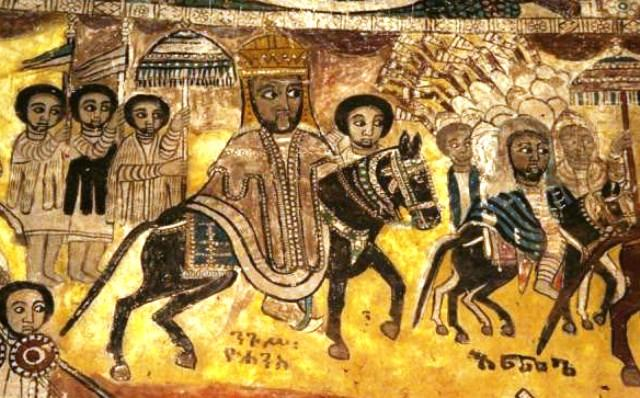 the habesha axumite king convoy