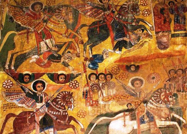 the habesha axumites at war