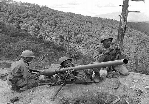 ethiopians in the korean war