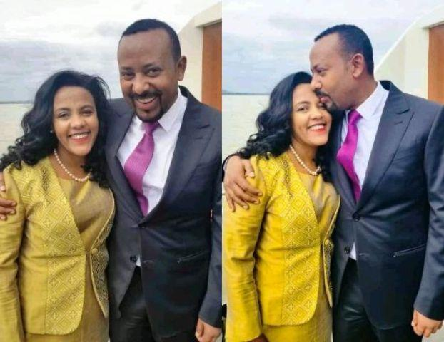 10 Photos Of Abiy Ahmed S Wife Ethiopian First Lady Zinash Tayachew Allaboutethio
